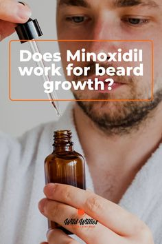 Growth forum minoxidil for beard Minoxidil for