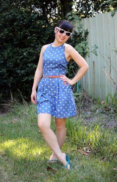 Sonja Dress - Free Pattern
