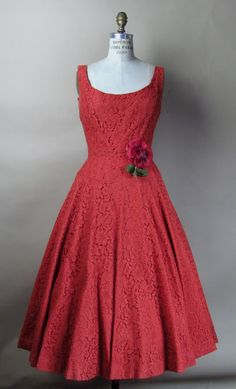 Red Lace AV