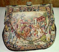 Italian Antique Purse