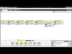 Getting Started Programming The LEGO Mindstorms EV3 Motor Blocks - YouTube