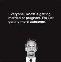 Gentleman Barney Stinson Awesome