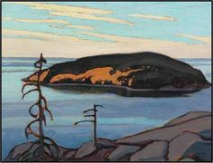 Lawren Harris - Superior