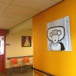 Expositie Zeeuwse Missjes bij het ADRZ Ziekenhuis Vlissingen