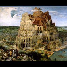 Brueghel - Tower of Babel