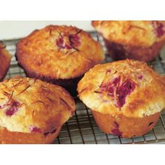 Raspberry and coconut muffins recipe - By Australian Women's Weekly Choc Muffins, Coconut Muffins, Raspberry Muffins, Australian Food, Small Cake, Shredded Coconut, Meals For The Week, Muffin Recipes, Sweet Treats