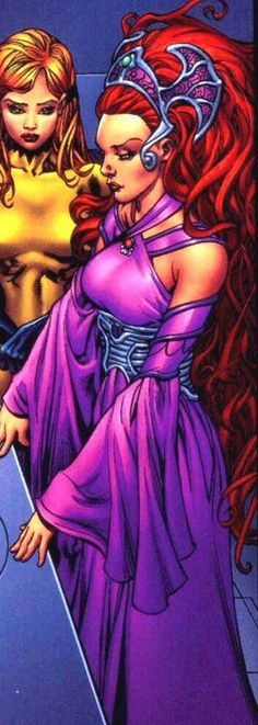 Medusa screenshots, images and pictures - Comic Vine