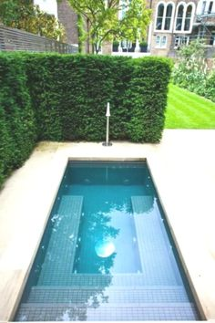 Klein, aber oho: 6 Mini-Pools – Backyards ML – Backyard Ideas