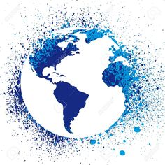 Image from http://previews.123rf.com/images/alvarocabrera/alvarocabrera1005/alvarocabrera100500027/6869373-Globe-ink-splatter-illustration-Grunge--Stock-Vector-globe-world-map.jpg.