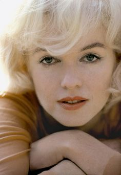 Marilyn monroe somewhere in the 1960's?