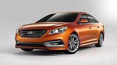 The 2015 #Hyundai Sonata in South Carolina sports a powerful engine that its class rivals. See more at Hyundai of Greer! http://www.hyundaiofgreer.com/blogs/329/greenville-hyundai-dealer/hyundai-sonata-from-greer-hyundai-is-no-drag/