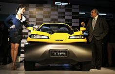 Gallery: Bizarre cars from the India Auto Expo 2014 | http://a2zcarsinindia.blogspot.in/2014/02/10-best-concept-cars-with-power.html