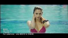 Aditi Rao Hydari From Boss Movie