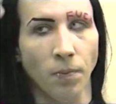 marilyn manson mickey mouse | Marilyn Manson, Fuck Yeah!