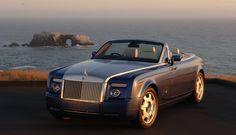 Rolls Royce Phantom Drophead Coupe.