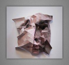 Origami Faces by Aldo Tolino Origami, Photography Projects, Art Photography, Photography Workshops, Concept Photography, Levitation Photography, Exposure Photography, Photography Portfolio, Wedding Photography