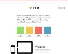 21 Inspiring Minimalist Websites #website #layouts #clean