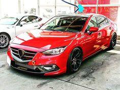 """52 Likes, 1 Comments - Kenta Kusakari (@kenta_kusakari) on Instagram: """"デジカメで撮った写真ですが #画像加工 の力ってスゴイですね笑""""  #ATENZA #アテンザ #Mazda6 #MAZDA #マツダ #加工"""""""
