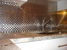 Kitchen Tiles Stainless Steel Tiles