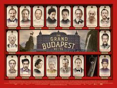 The Road to Cinema Podcast: Oscar Nominated (DP) Cinematographer of 'The Grand Budapest Hotel' Robert Yeoman On Collaborating with Director Wes Anderson Grand Hotel Budapest, Fiennes Ralph, Wes Anderson Poster, Tony Revolori, Best Picture Nominees, Lobby Boy, Game Of Thrones, Sky Cinema, Festivals