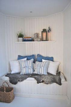 Två små rum: Barnens favoritplats...