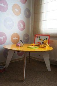 Mesa Infantil Doll Diseño