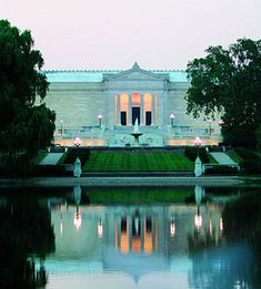 Cleveland Museum of Art - from the beautiful neo-classic building to the amazing collections, this is a true Cleveland gem. Thanks to the industrialists who had the money and vision to create this institution. Best part? It's FREE to visit!
