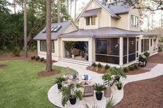 Visit HGTV.com to see every stunning space from HGTV Smart Home 2018, a Lowcountry home located in Palmetto Bluff.