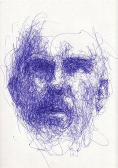 "Image Spark - Image tagged ""pen"", ""blue"", ""drawing"" - fabianvalkenberg"