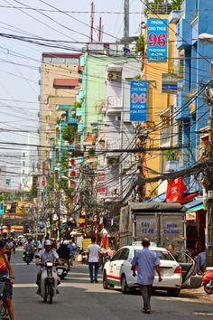 Ho Chi Minh City - Vietnam (by Kyle Taylor)Amazing Places