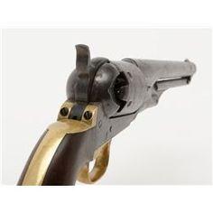 Colt Model 1861 round barrel Navy revolver in .36 caliber percussion