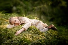 Magical!-  Bed of moss by ~Aixchel on deviantART