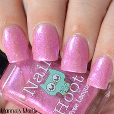 Nail Hoot Owl Be Yours