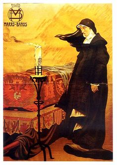 """""""Locura de Amor"""" (1909) Realización: Ricardo de Baños"""