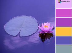 Monday Motivation – Color Palette - Crafts by Chris Colour Pallete, Colour Schemes, Color Patterns, Color Combinations, Color Palettes, Color Balance, Color Studies, Color Blending, World Of Color