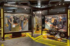 Harley-Davidson Factory Tour Center, Kansas City