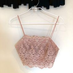 Marketplace for new and preloved fashion Lace Crop Tops, Selling Online, Pink Lace, Extra Money, Second Hand Clothes, Stuff To Buy, Fashion, Moda, Fashion Styles