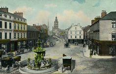 High Street, Dumfries  1900
