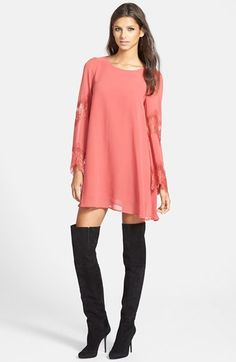 re:named Bell Sleeve Solid Dress is on sale now for - 25 % !