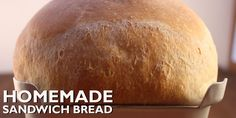 Homemade Sandwich Br