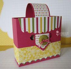 Playful Polka Dots Buckle Box from Flowerbug's Inkspot