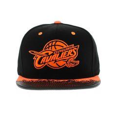 best service 31121 1851b Cleveland Cavaliers Mitchell   Ness Neon Lava SNAPBACK New Era Caps,  Snapbacks, Bucket Hats
