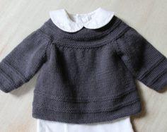 29 / Princess Charlotte Jacket / Knitting Pattern Instructions