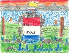 Art Contest | Don't mess with Texas