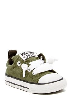 239e3bc171d Chuck Taylor Street Slip Cactus Sneaker (Little Kid  amp  Big Kid) Toddler  Converse