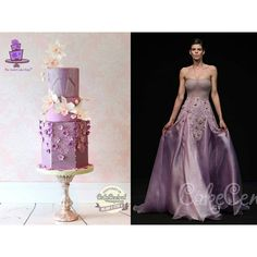 "170 Likes, 10 Comments - Violet - The Violet Cake Shop (@thevioletcakeshop) on Instagram: ""An Abed Mahfouz fashion-inspired cake made for Cake Central Magazine  #adorefashion…"""