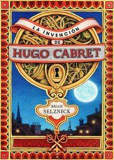Geek Marloz: La invención de Hugo Cabret - Brian Selznick