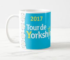 Tour de Yorkshire,  Tour de France, 11oz ceramic mug, Tour de Yorkshire mug, cycle mug, dads cycle mug, Mums cycle mug, cycle gift by ANYSIZEPRINTED on Etsy