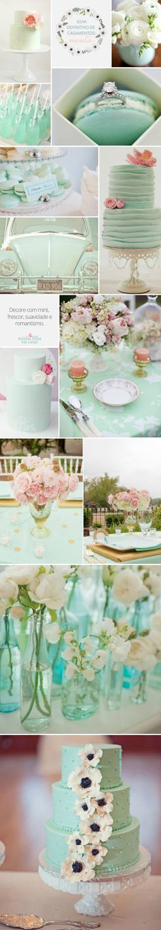 Mint/Aqua Decor Ideas