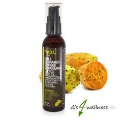 Kaktusfeigenkernöl von Najel, 80ml Ficus, Vitamin E, Serum, Anti Aging, Cleaning Supplies, Shampoo, Soap, Bottle, Beauty
